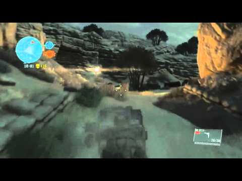 MGO3   138-55 Bounty Hunter   Red Fortress Part 2
