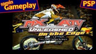 MX vs. ATV Unleashed: On the Edge ... (PSP)