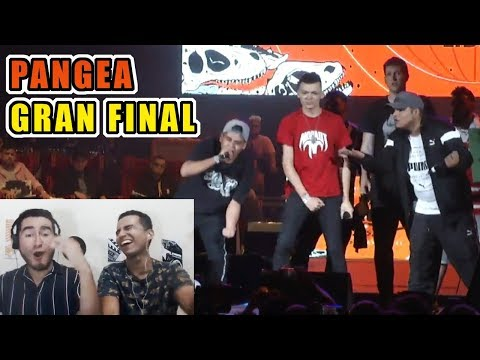 ACZINO CHUTY VS CACHA DOMINIC | FINAL (PANGEA 2019)