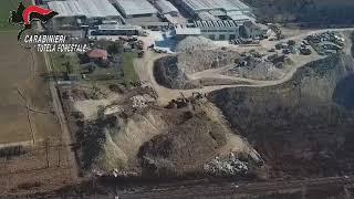 Marano Ticino, sequestro azienda trattamento rifiuti da demolizione