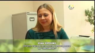 Зарисовка  о бухгалтере отдела по учёту расчётов заработной платы ОАО «СХП» Юлии Хороших