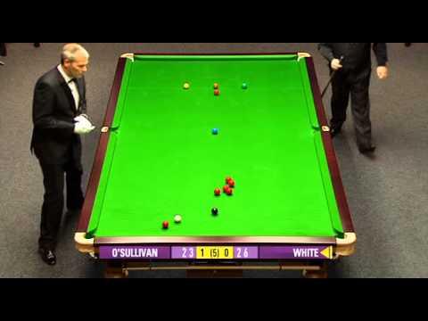 Snooker World Open 2010 - Ronnie O'Sullivan v Jimmy White