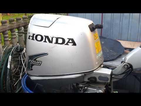 2006 honda bf 25 hp outboard motor 4 stroke 4 suw for Honda 4 stroke outboard motors