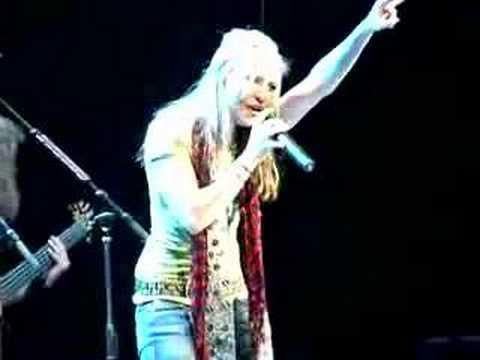Toby Keith & Lindsey Haun at Tampa