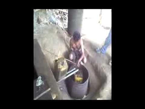 Natural Gas Development in Western Burma