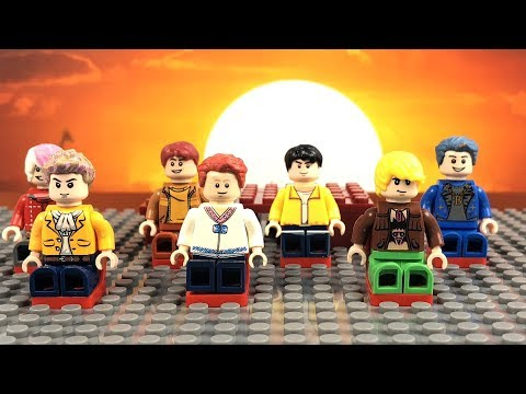 LEGO BTS 방탄소년단 IDOL | SuperLego Life