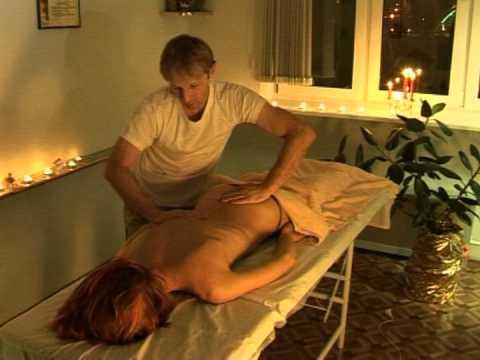 Тантрический массаж: техника