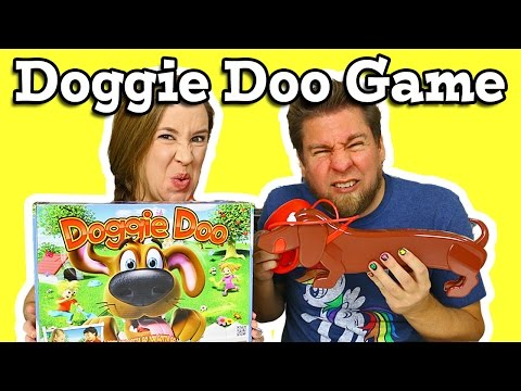 Doggie Doo Game Review By Goliath Games