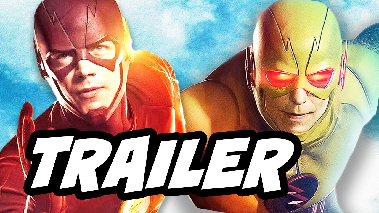 Download Legends Of Tomorrow Season 2 Episode 9 Trailer - Reverse Flash Becomes a God