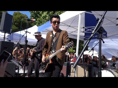 The Coverups (Green Day) - I Fought the Law (The Crickets cover) – 40th Street Block Party, Oakland