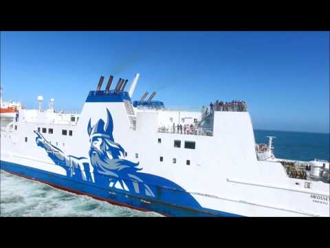 My Movie 12 Hrossey Ferry from Aberdeen to Orkney and Shetland