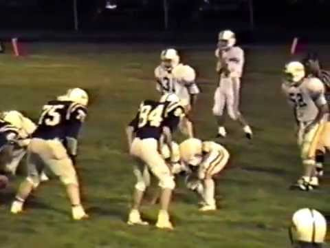 Midwest (Wyo) vs Guernsey-Sunrise (Wyo) high school football 1987