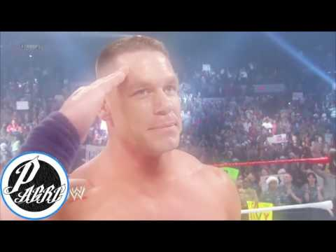 John Cena Tribute 2017-Awake And Alive