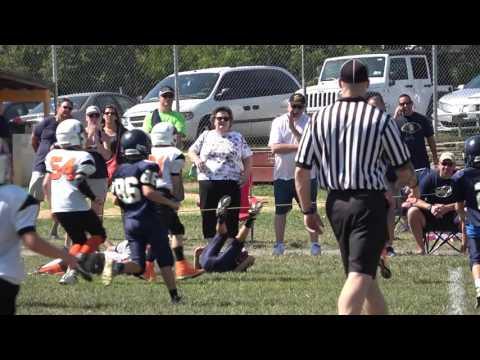 Clifton 100lb JV vs Springfield 2016