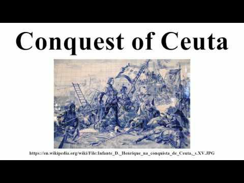 Conquest of Ceuta