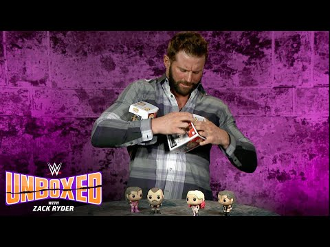 Braun Strowman and Alexa Bliss' first WWE Funko Pop! figures: WWE Unboxed with Zack Ryder