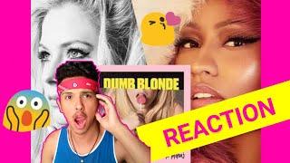 Baixar React Avril Lavigne ft Nicki Minaj - Dumb Blonde (Áudio Official)