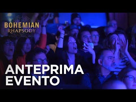 Bohemian Rhapsody | Anteprima Evento HD | 20th Century Fox 2018