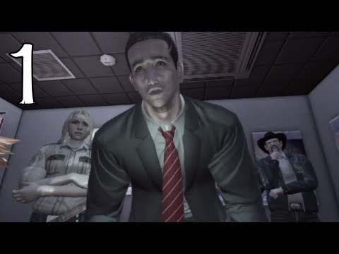 Deadly Premonition The Director's Cut (Episode 1 - Prologue)