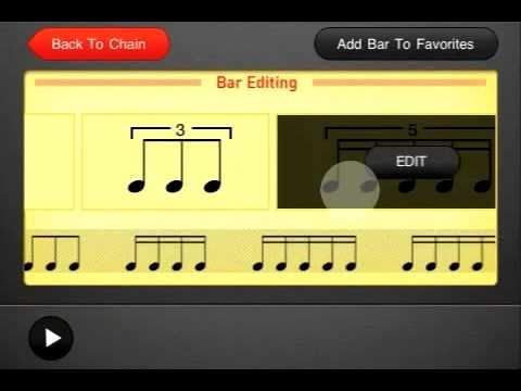Rhythm Trainer App