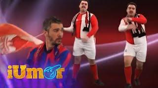 Repeat youtube video Bătălia în Rime - Steaua vs. Dinamo vs. Rapid / Cine sunt suporterii învingători?