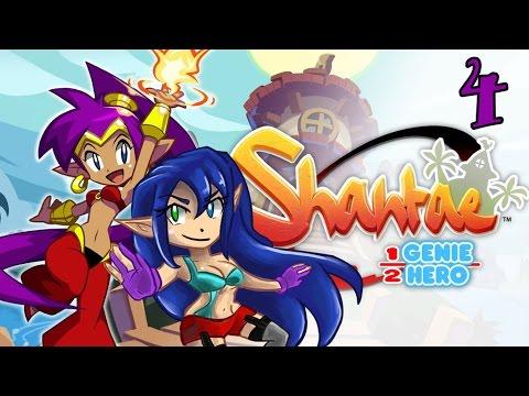 ZONAS SECRETAS Y FARMEITO_Shantae Half Genie Hero_EP4
