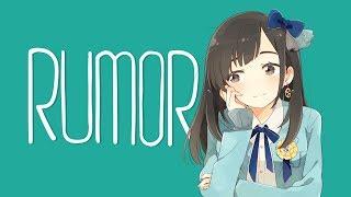 【歌ってみた】Rumor ルーマー - ポリスピカデリー /Covered by 花鋏キョウ