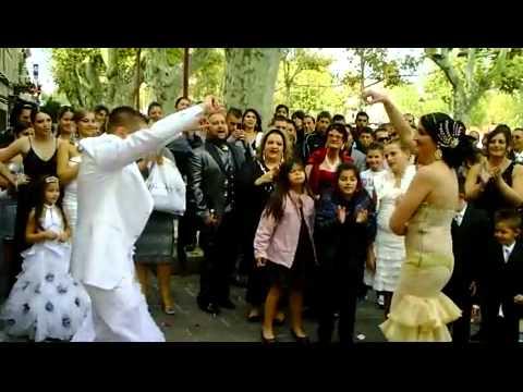 Mariage port de bouc manolo y nonalda youtube - Patricia fernandez port de bouc ...