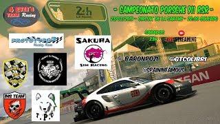 - 7ª Carrera - Campeonato Porsche Gr.3 Escuderias - IMS Team Racing -