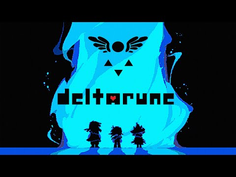 Deltarune OST - Before the Story [ Extended ]