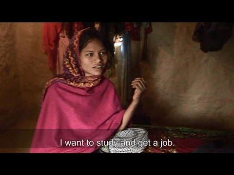 Dalit Women (We are not untouchable - End caste discrimination now)