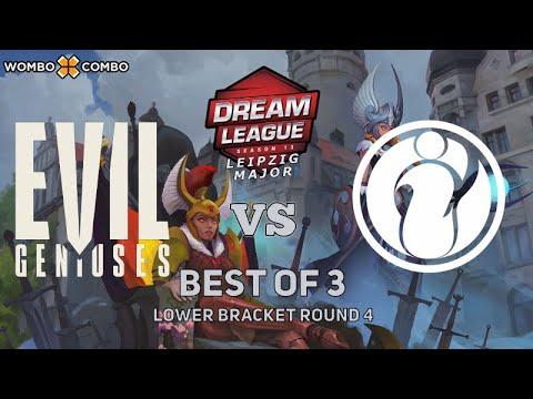 EG vs Invictus Gaming vod