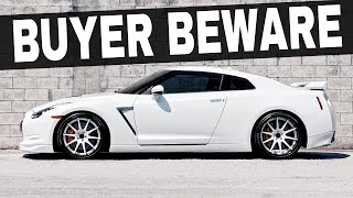 Watch This Video Before You Buy A Nissan R35 GTR