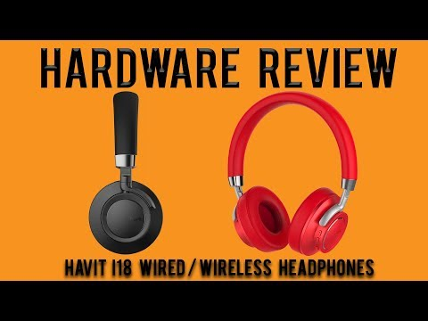 Hardware Review: HAVIT I18 Wired / Wireless Headphones