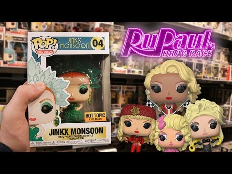 Rupauls Drag Race Funko Pop Hunting!