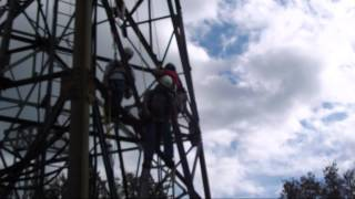 Tower Safety Training