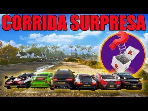 CORRIDA SURPRESA DE CAMARO - DEU MERDA NESSA CORRIDA - FORZA HORIZON 4 - GAMEPLAY thumbnail
