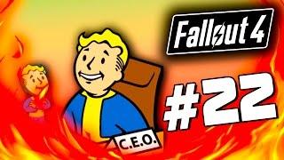Fallout 4 - НАШЁЛ СЫНА - Институт встречай 22