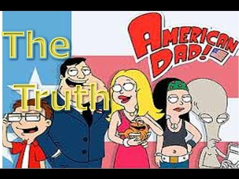 Cartoon Conspiracy Theory | The Truth Behind American Dad