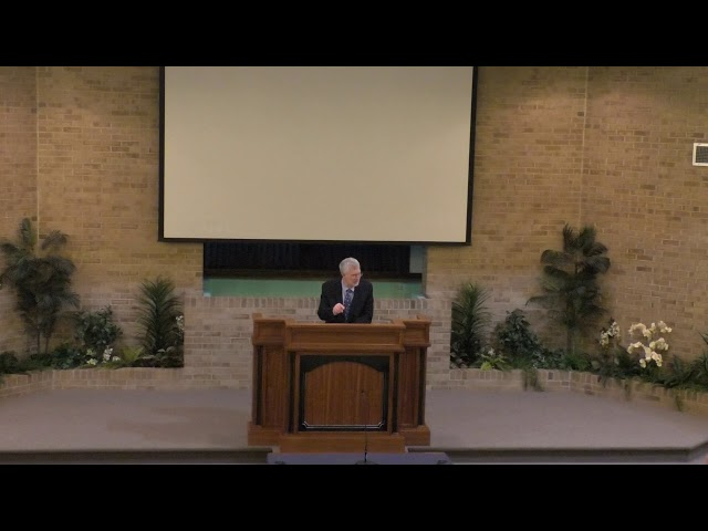 God's Vision for Us - 3-1-20 am - church of Christ sermon