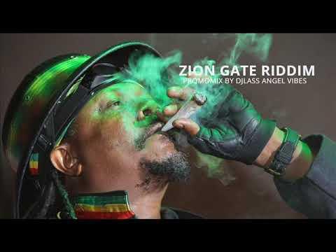 Zion Gate Riddim Mix (Full) Feat. Glen Washington, Luciano, Warrior King (December Refix 2017)