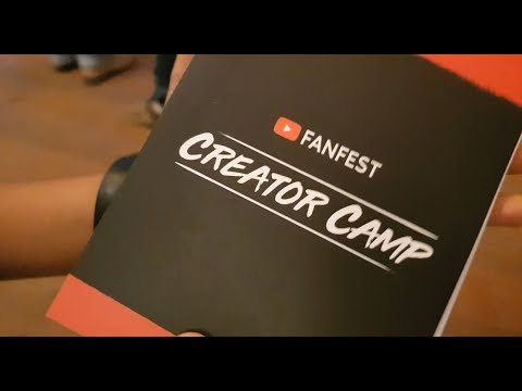 ChessBase India at the #YouTube Creator Camp 2019 | #YTFF