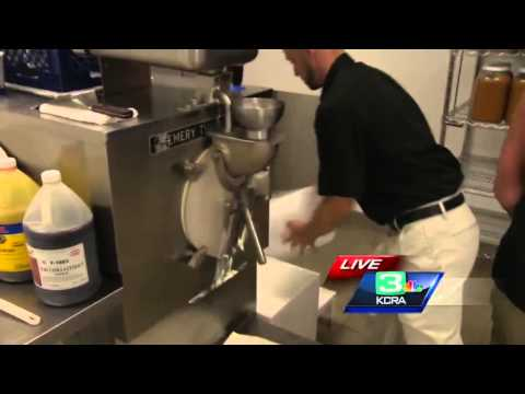 National Ice Cream Day and Leatherby's is scooping it up