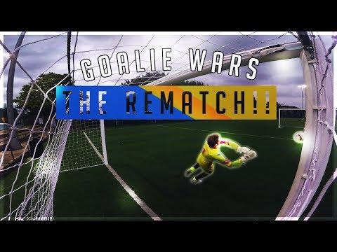Goalie Wars - The Rematch!