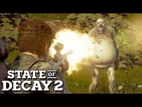 State of Decay 2 Gameplay German - Neues Auto alte Zombies