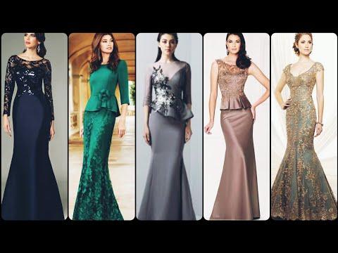 charming-formal-evening-satin-mermaid-dresses/embroidered-round-neck-vintage-trumpet-prom-dresses