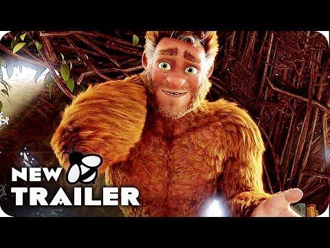 SON OF BIGFOOT International Trailer (2017) Animated Movie streaming vf