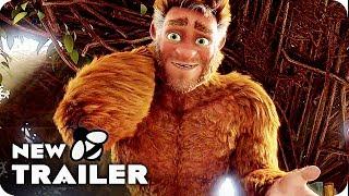 SON OF BIGFOOT International Trailer (2017) Animated Movie