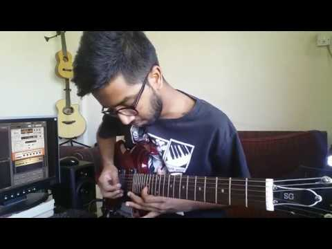 Fly Again- Salvador (Guitar jam)