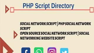 Choose your best Social Network Script | Social Networking Website Script